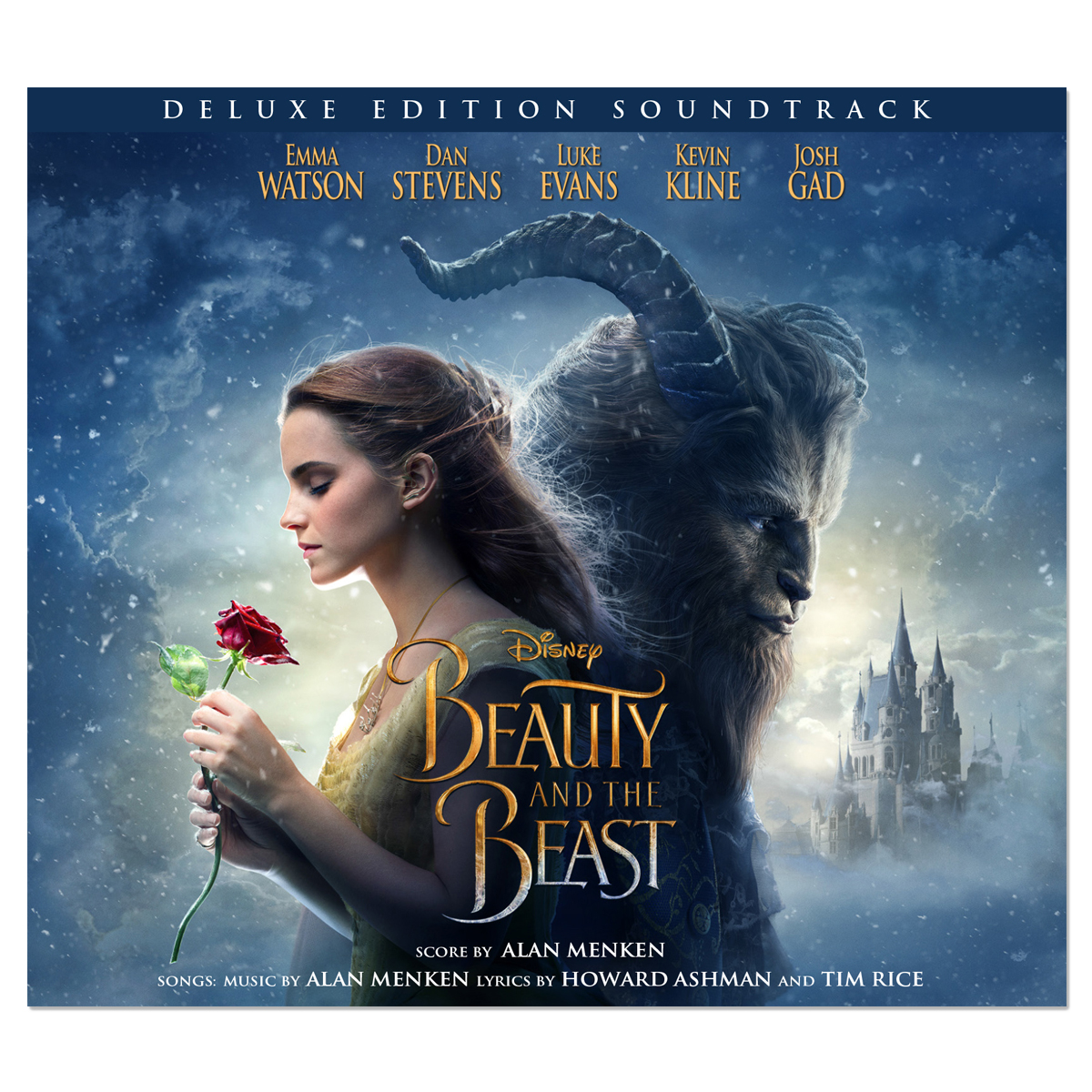 Beauty And The Beast Deluxe Edition Soundtrack And