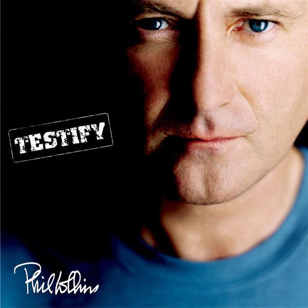 Phil Collins - Testify (US version) - MP3 Download ...