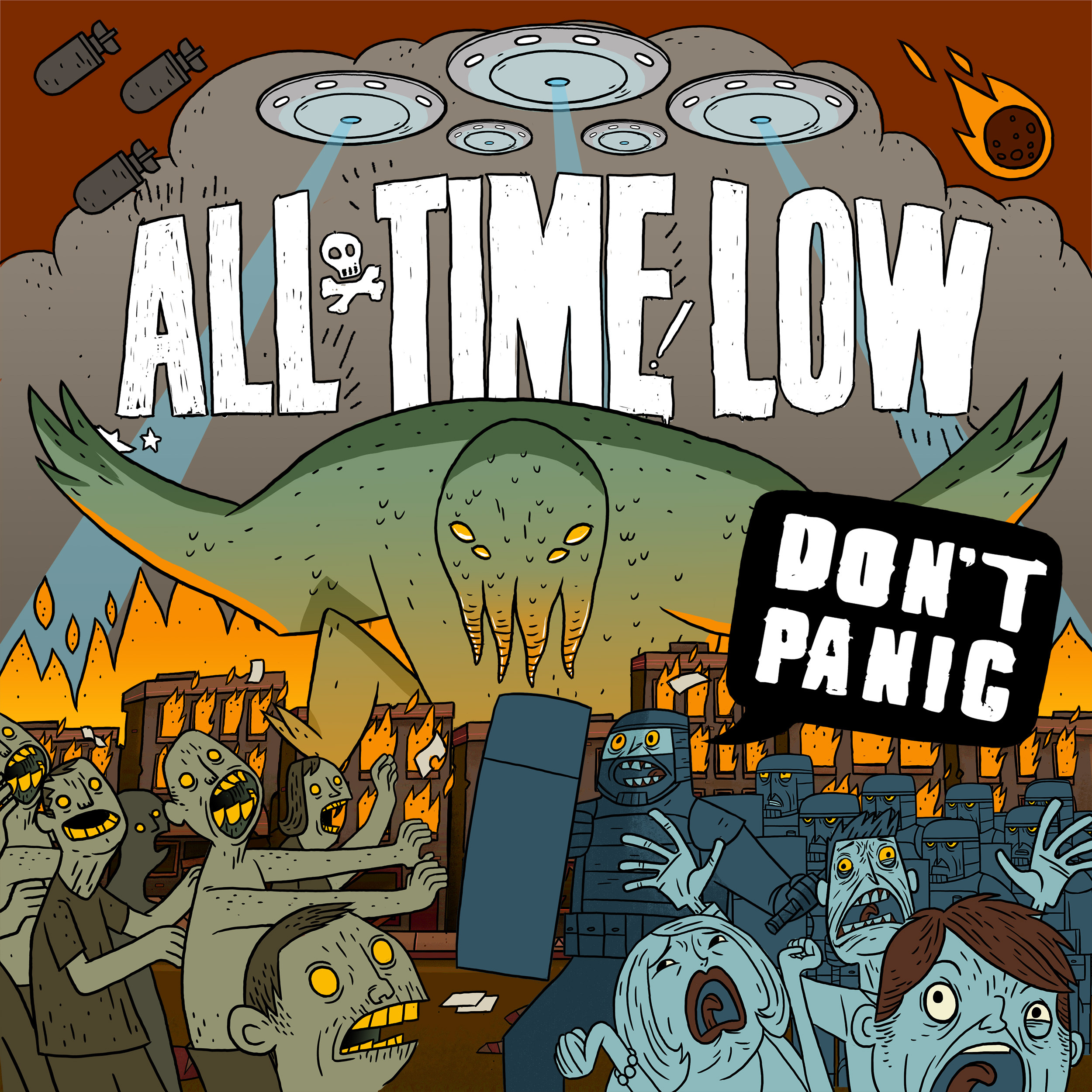 10 most underrated all time low songs alt columnist 8 to live and let go dont panic 2012 hexwebz Images