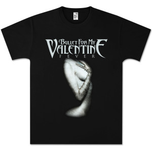 Bullet For My Valentine Fever Mens T Shirt Shop The
