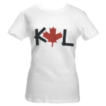 KOL Drum Kick Canada Jr. Tee