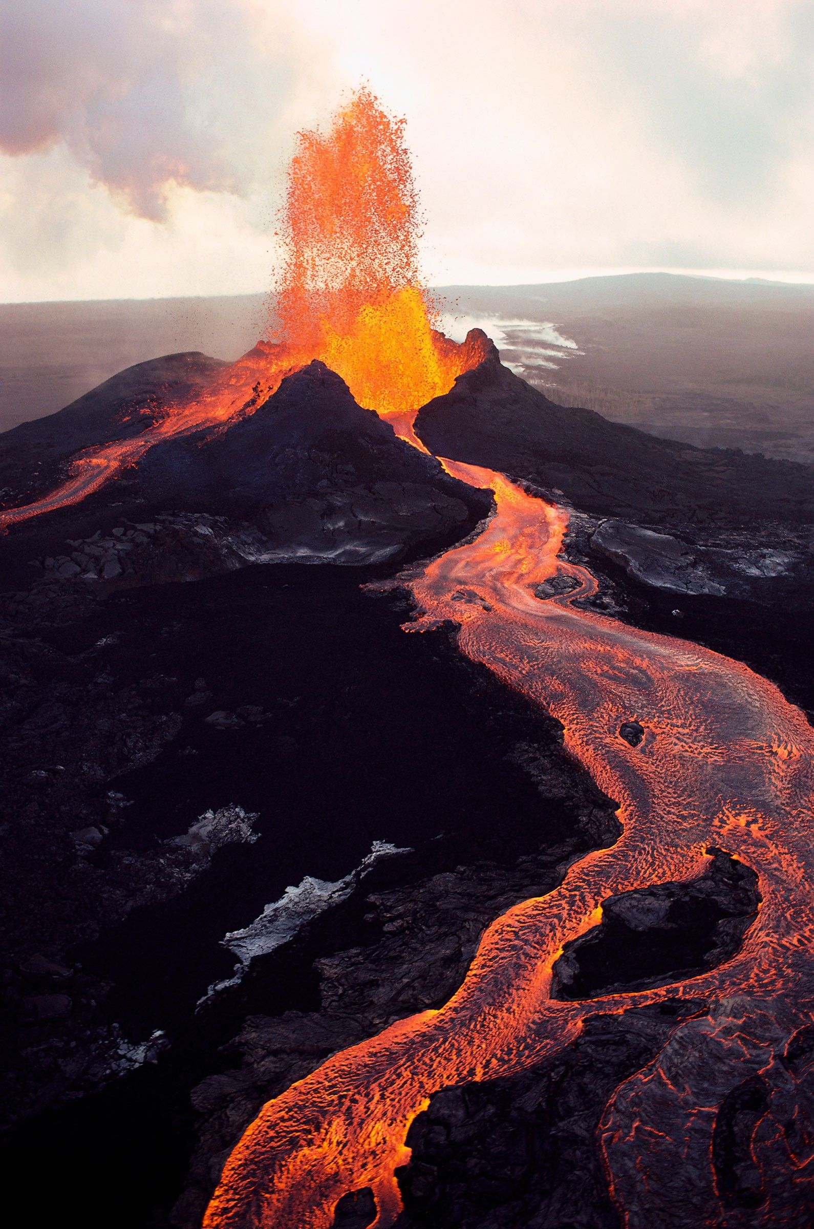 Can Earthquakes Trigger Volcano Eruptions Here S The