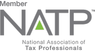 National Association of Tax Professionals Member Logo