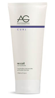 AG Hair Cosmetics ReCoil Curl Activator NaturallyCurly