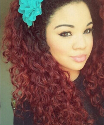 6 gentle dyes for naturally curly hair