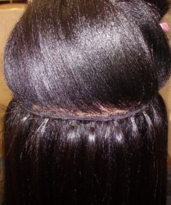 how weave can help or harm your natural hair