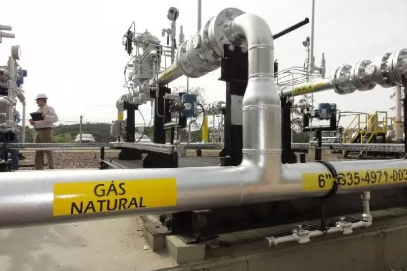 Bloqueios não afetarão abastecimento de gás natural em rede – Foto: Divulgação/ND