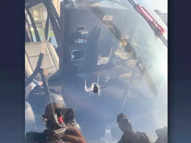 Vítima seria o próprio piloto do helicóptero, Darlan Silva de Santana – Foto: Reprodução