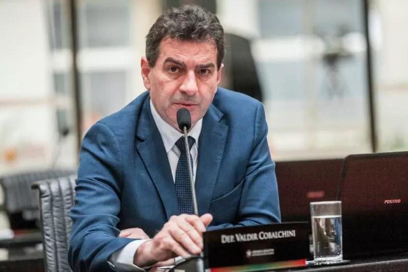 Deputy Valdir Cobalchini –  Photo: Disclosure/ND