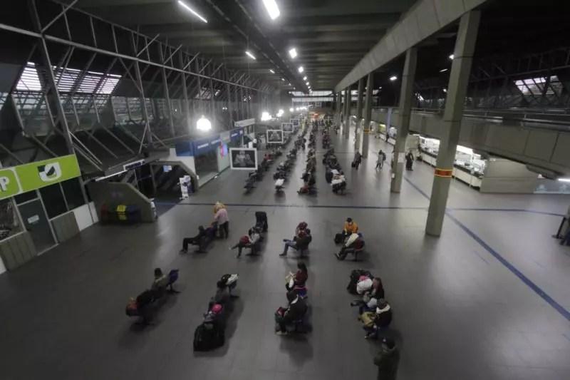 Terminal Rodoviário Rita Maria em Florianópolis