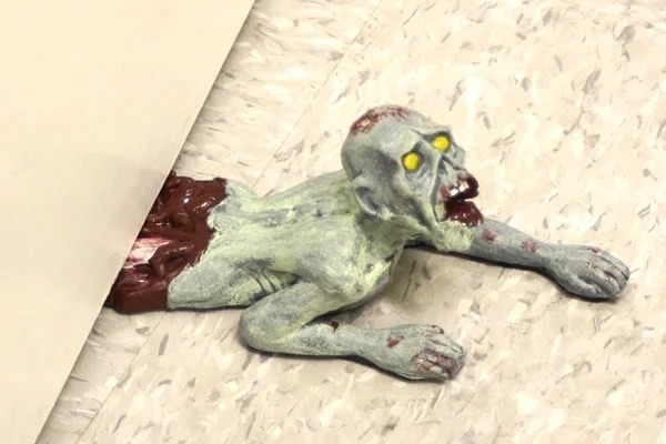 Zombie Doorstop