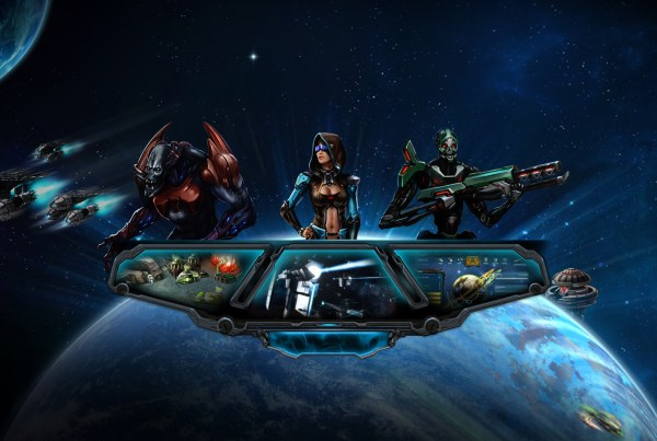 Nemexia | Multiplayer Online Space Strategy Game