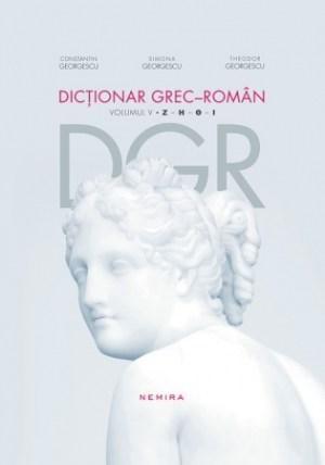 Dictionar grec - roman. Volumul V