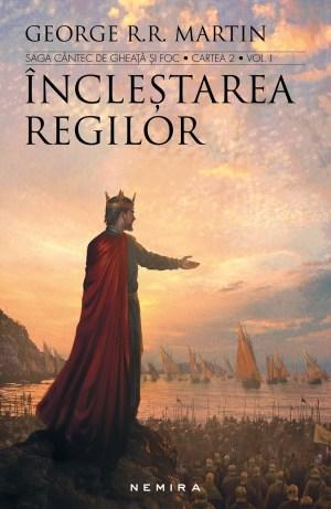 Inclestarea regilor (Seria Cantec de gheata si foc partea a II-a ebook)
