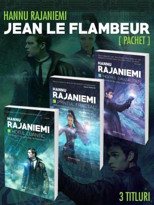 Pachet Seria Jean le Flambeur