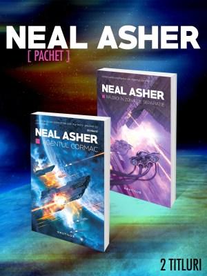 Pachet Neal Asher
