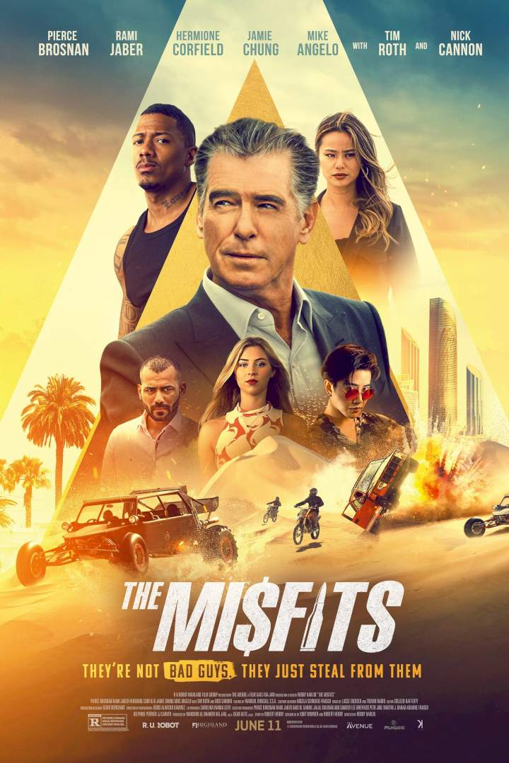The Misfits (2021) [HC-HDRip]