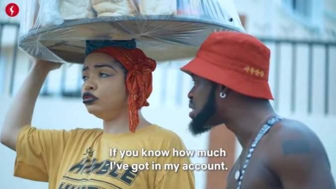 Comedy Skit: Broda Shaggi - Nengi The Bread Seller [Starr. Nengi & Poco Lee]