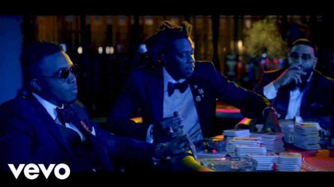 DJ Khaled - SORRY NOT SORRY (feat. Nas, JAY-Z & James Fauntleroy)