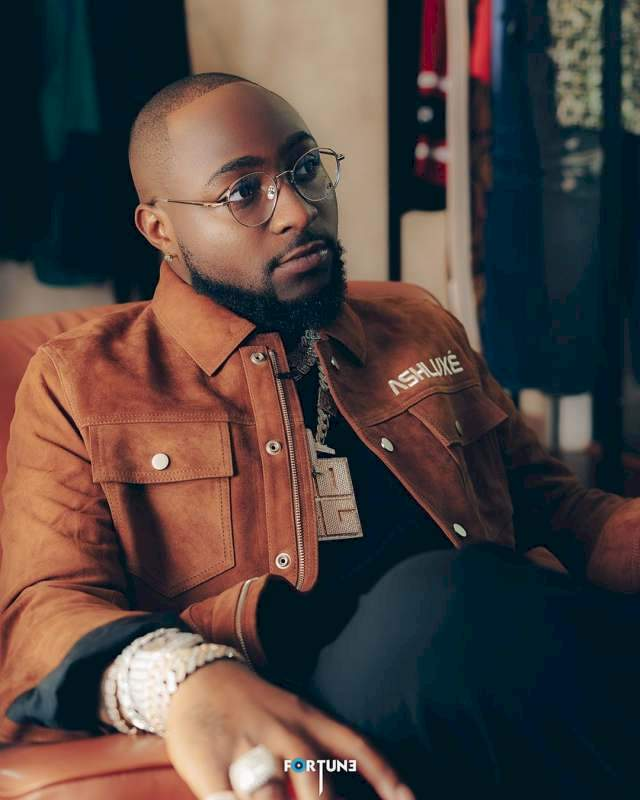 God Will Expose Any Wickedness Around Me, Davido Prays Over Prophecy Of Being Poisoned