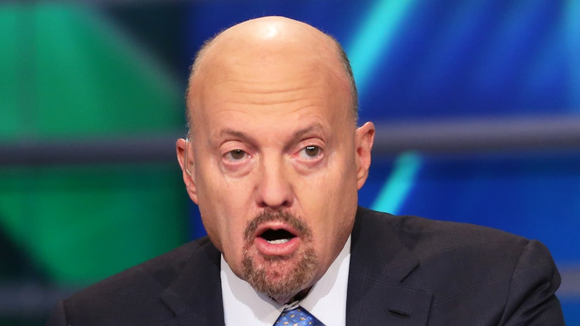 Mad Money's Jim Cramer Moves From Bitcoin to Ethereum, Says 'It's More of a Currency'