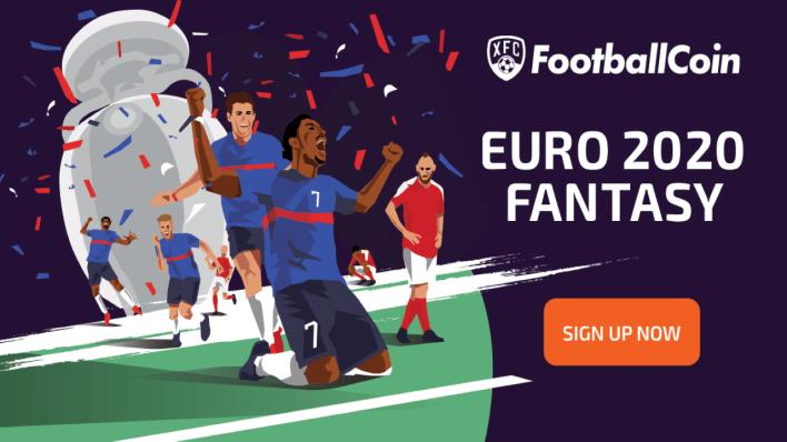 FootballCoin, Toplanabilir NFT'ler ve XFC Ödülleri ile Euro 2020 Fantezi Oyununu Başlattı