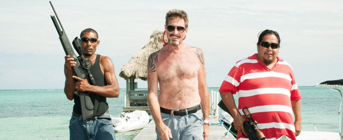 From $100 Million to Nothing — Biographer Claims John McAfee Was Broke When He Died