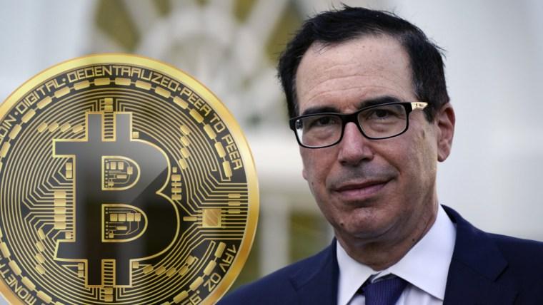 Former US Treasury Secretary Mnuchin Says His View on Bitcoin 'Has Evolved'