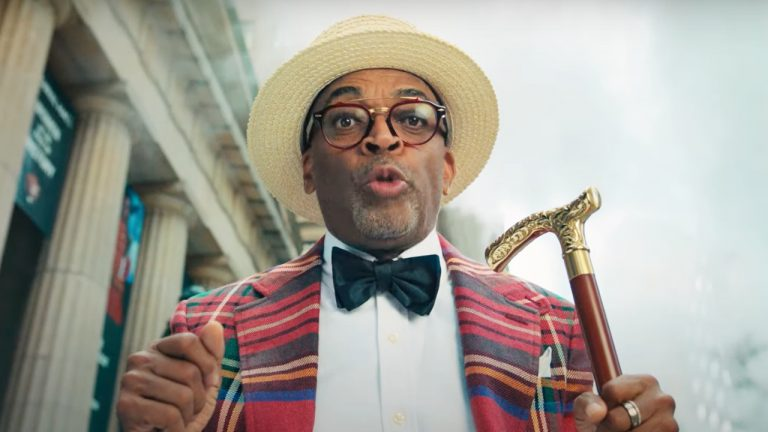 Spike Lee Directs 'Old Money Is Out, New Money Is In' Commercial for Cryptocurrency ATMs
