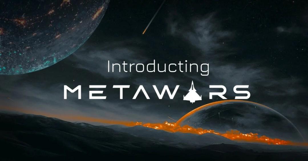 Introducing MetaWars: A Strategic Blockchain-Based Game in the Metaverse