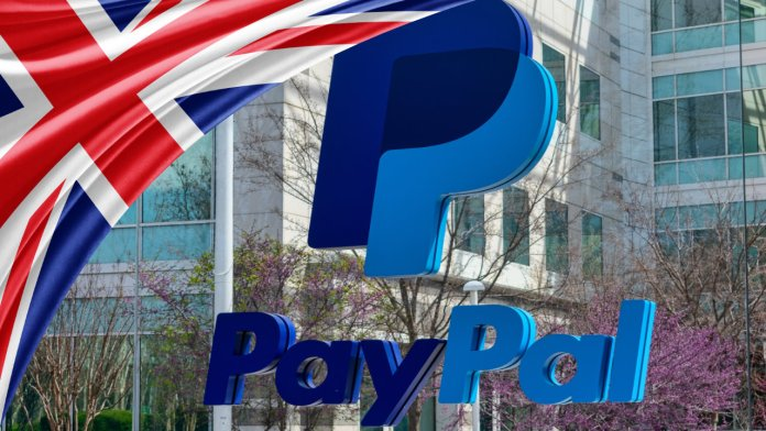 Paypal Completes Rollout of Crypto Offering in UK: First International Expansion Outside US