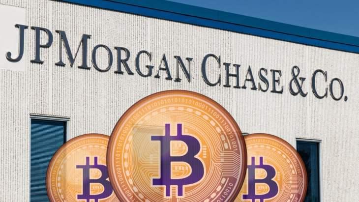 JPMorgan: Investidores institucionais despejam ouro para o Bitcoin em meio a preocupações com a inflação