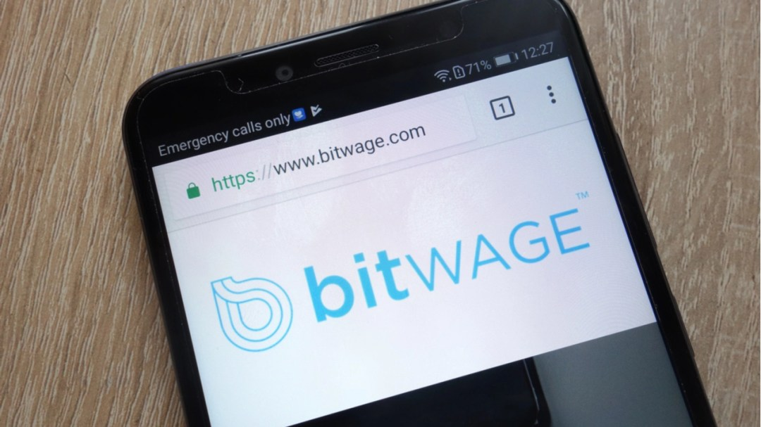 Bitwage Raises $1.5 Million in Latest Funding Round