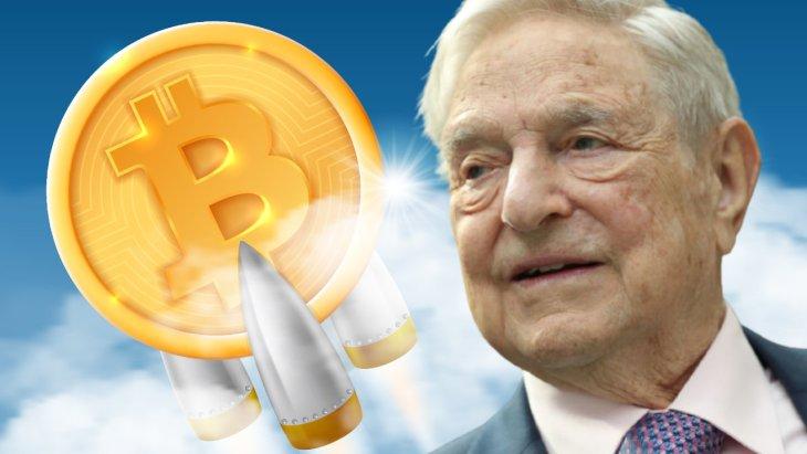 Fundo de George Soros detém Bitcoin, CEO diz que criptomoeda se tornou popular