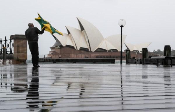 Ливни и паводки накрыли восточное побережье Австралии