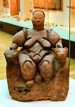 Image result for mother goddess catal huyuk