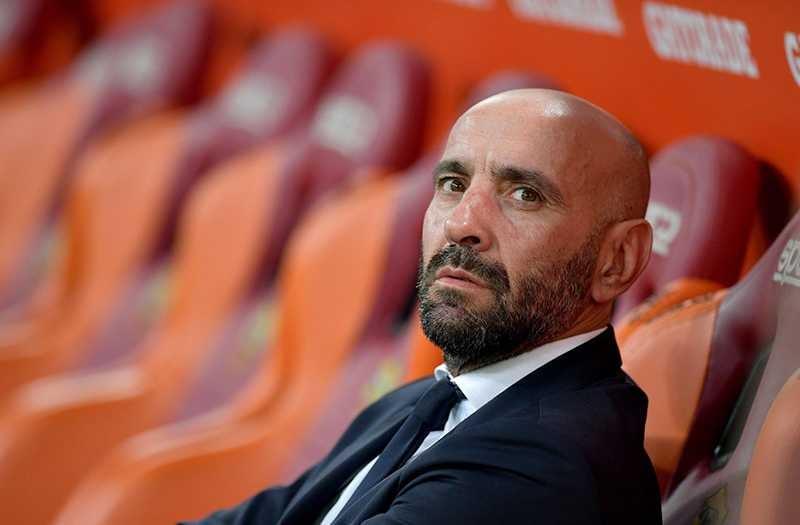 Monchi twitter ufficiale Roma