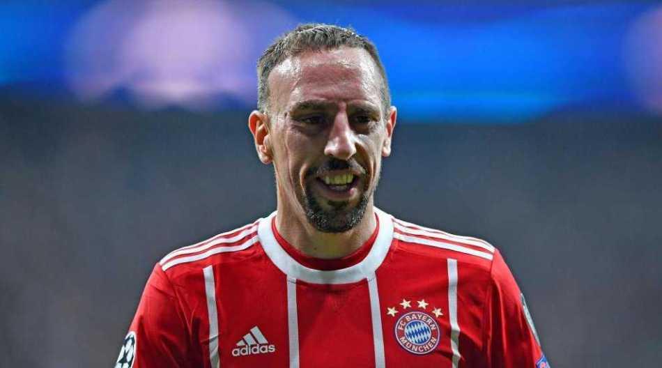 Ribery foto Marca
