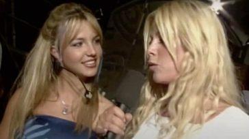 Alessia Marcuzzi ricorda quando incontrò Britney Spears e scrive #FreeBritney