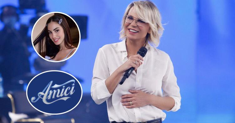 Maria De Filippi Talks About Giulia De Lellis And Gives The Names Of Two Big Names In Italian Music Who Have Not Passed The Auditions Of Amici World Today News