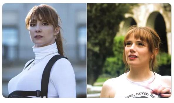 Tatiana E Alicia De La Casa Di Carta Sono La Stessa Persona