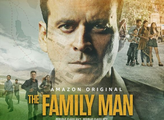 The Family Man TV series