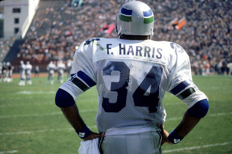 Image result for franco harris seahawks