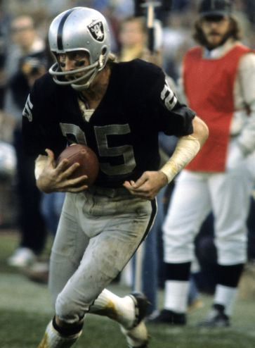 Image result for fred biletnikoff raiders images photos