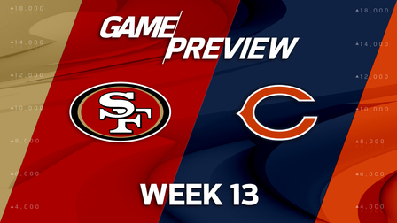 San Francisco 49ers vs. Chicago Bears preview | 'NFL ...