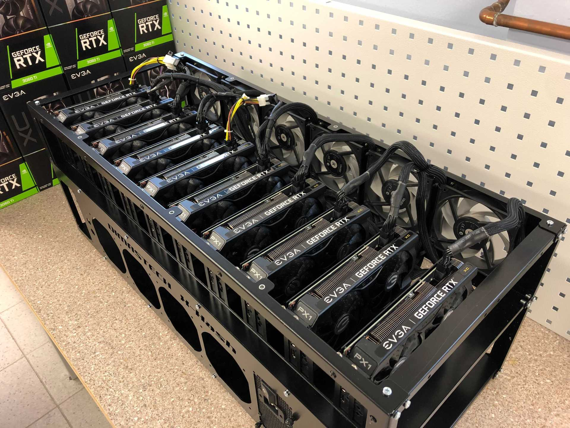 The most profitable Mining Rig in 2021! | NiceHash