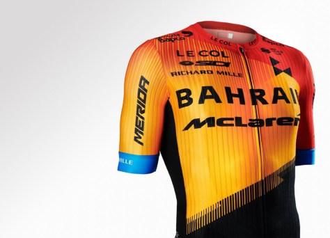 McLaren entra no pelotão de ciclismo profissional
