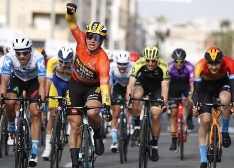 Dylan Groenewegen é novamente o mais rápido do Tour of Valencia