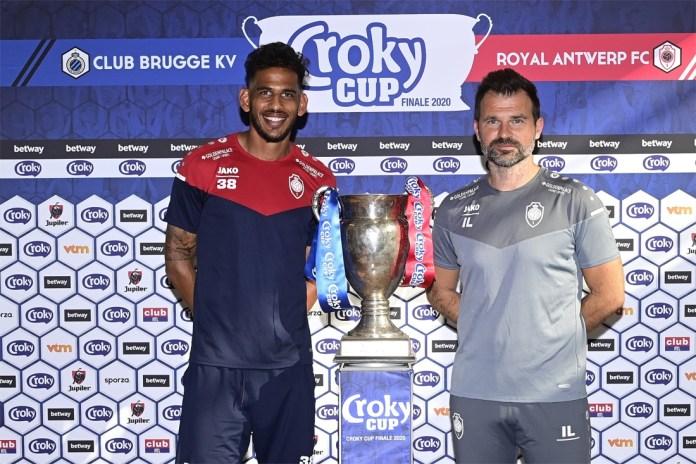 Ivan Leko about cup final with Lamkel Zé: