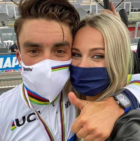 Marion Rousse Sees Her Boyfriend Julian Alaphilippe From The World Today News